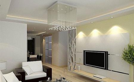 客厅电视背景墙是家庭装修的主角,一个大气时尚的背景墙可以为你家把