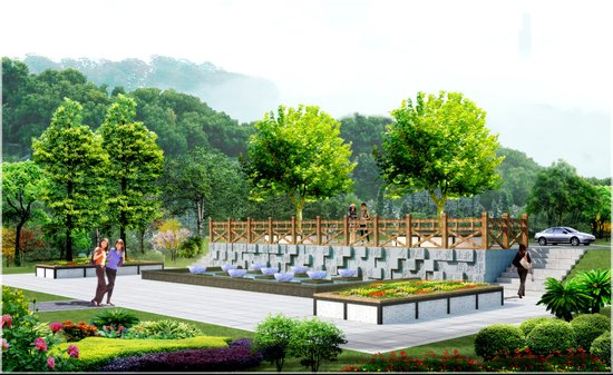阜阳又一城市综合公园将开建