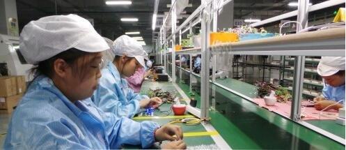 颍东大力发展机械电子产业