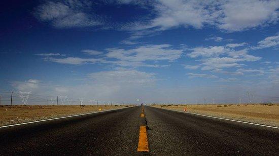 不一样的路 不同的风景 何处会让你如此留恋