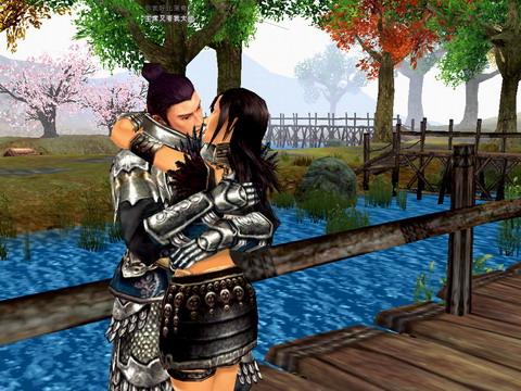 [心情]从剑网3研发回应看网络游戏亲吻大比拼