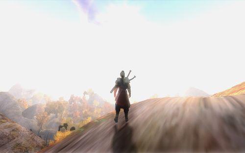 [心情]相同配置下魔兽和剑网3的高清图对比