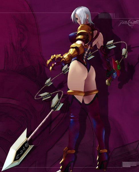 'Soul Calibur' Ivy