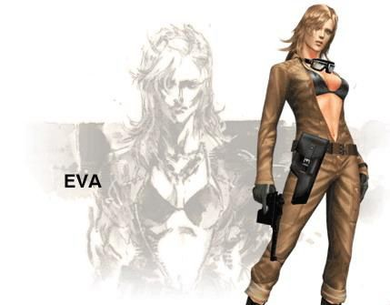'Metal Gear Solid' Eva