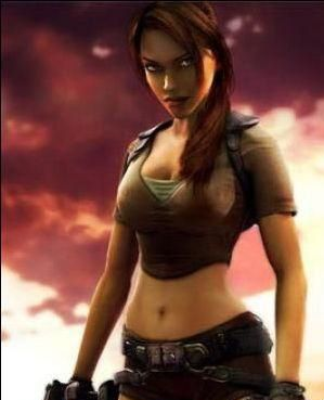 'Tomb Raider' Laura