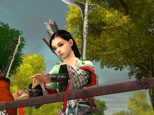 [心情]剑网3美女是怎么炼成的?图文为你讲解