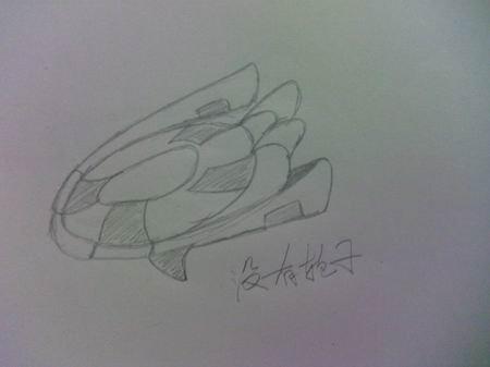 暴强QQ飞车玩家原创赛车设计合集