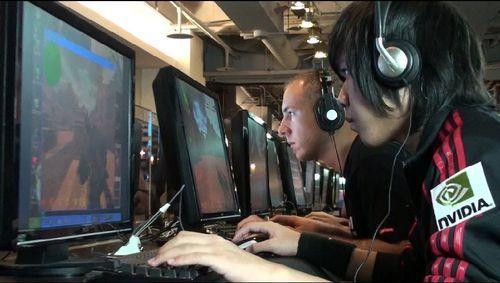 HeatoN台北行第二日:体验CS OL