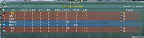 [PK]剑网3战场0击杀0伤害也可拿50