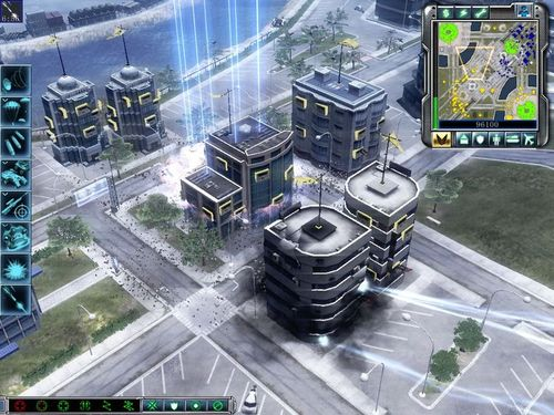 EA经典即时战略游戏命令与征服