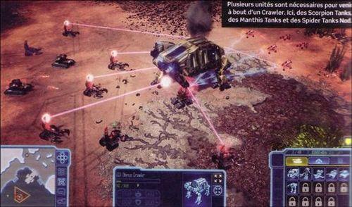 《命令与征服4》首批游戏截图抢先看