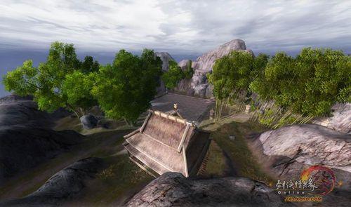 [图秀]剑网3最新副本天子峰截图欣赏