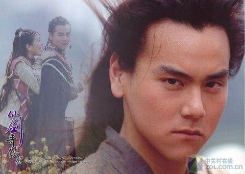 唐钰在《仙剑1》游戏中是NPC,电视剧里变男2号,还把阿奴拐走了