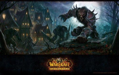 组图:魔兽世界新资料片多种尺寸壁纸