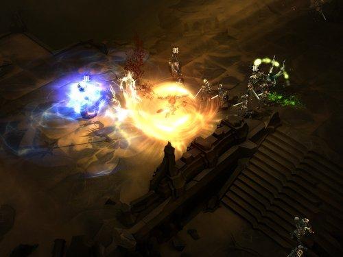 暗黑3将进军主机 2010年可能不会发售