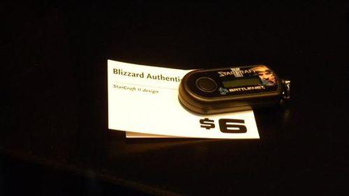 BlizzCon现场可供玩家选购的纪念品