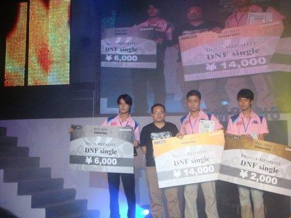WCG2009DNF总决赛23日结束 名次揭晓