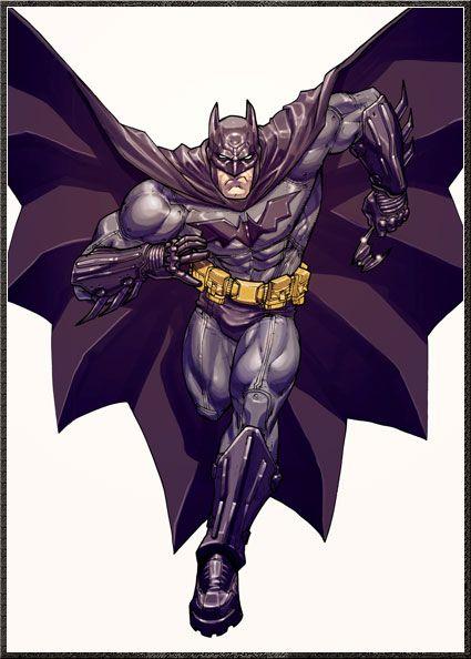 人物介绍:蝙蝠侠