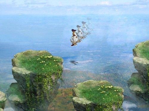 巨人网络新作《征途Ⅱ》靓图展示
