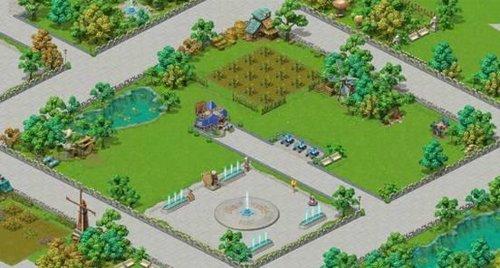休闲新玩法《英雄岛》里做地主