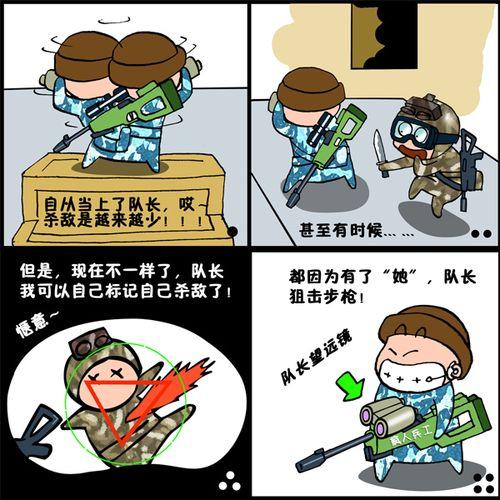 搞笑大兵卡通头像