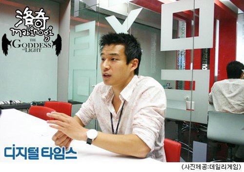 韩国《洛奇》开发队长访谈实录