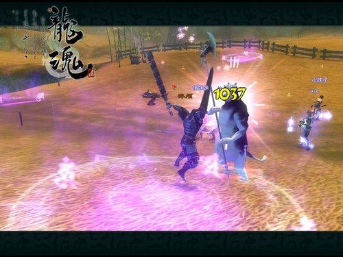 暗黑2隐藏关卡怪物穿越《龙魂》大陆
