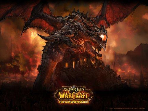 魔兽世界资料片台服定名:浩劫与重生