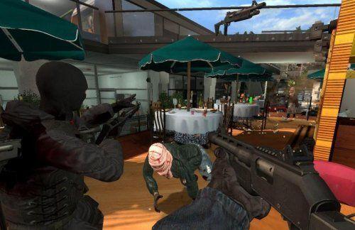 展现血腥一面 CS创始人FPS新作《TI》截图赏