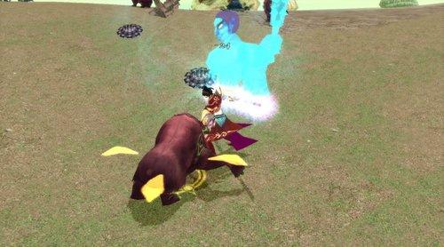 《仙途》二次封测 最新战斗截图