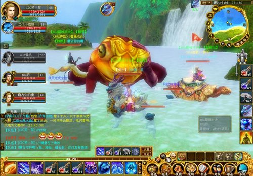 好玩的网络游戏_创世OL最好玩3D网游海量BOSS等你挑战_05
