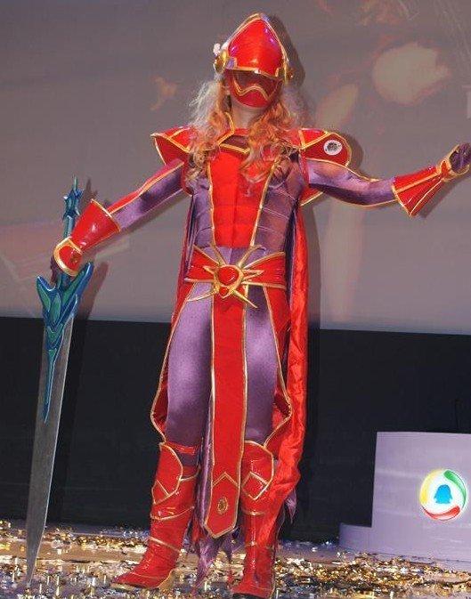 dnf鬼剑士二觉原画_... :网站首页-- dnf鬼剑士cosplay