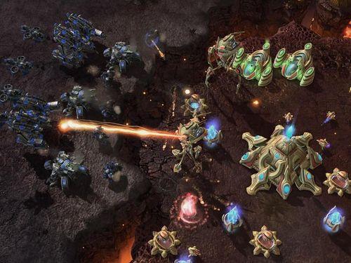 《星际2》设计师:任务系统丰富多变