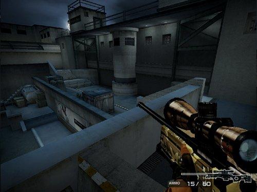 揭秘CF全新狙击专用地图 战场守望者_05新版