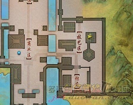 [任务]《剑网3》突破任务莫雨位置