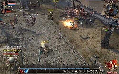 《轩辕传奇》11月17日开启技术封测