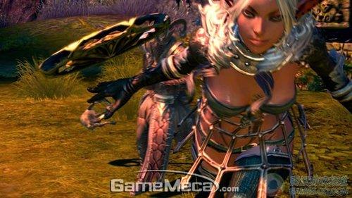 《TERA》最新视频公开:剑斗士的复仇