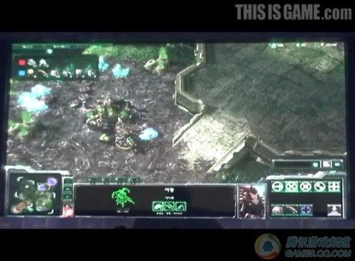Gstar《星际争霸2》特别表演赛视频