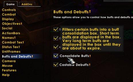 3.3:新的buff/debuff显示模式预览