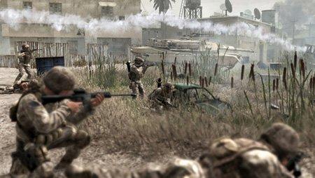 《现代战争2》玩家总数超过美国和北约军力