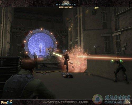 星际之门开发商推出射击新作 明年上市
