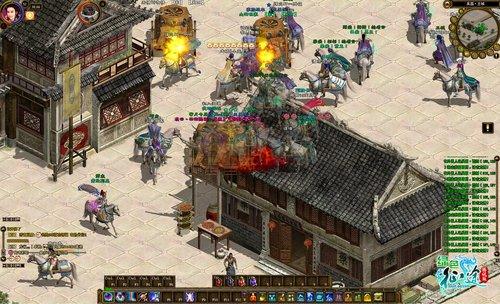 22日不删档 绿色征途腾讯版17日放号