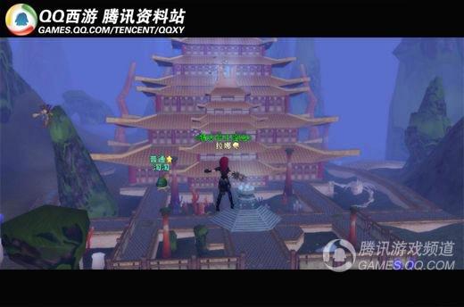 qq西游蛤蟆统领_龙门水府boss金甲大王