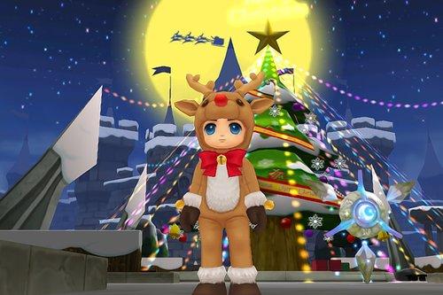天游游乐场四大活动迎圣诞 千元礼包
