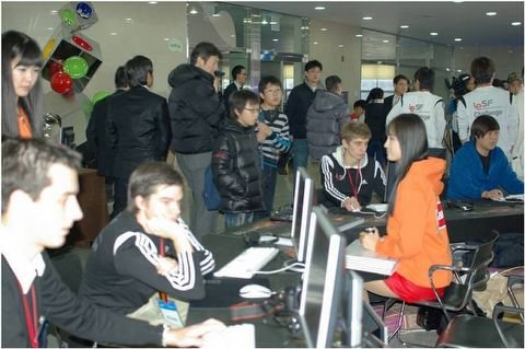 AVA美日韩三国决战IESF 中国遗憾缺席