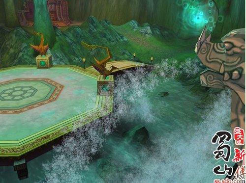 玩家惊叹《蜀山新传》绿色又环保