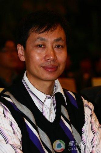 游戏谷CEO张福茂出席网游风云榜