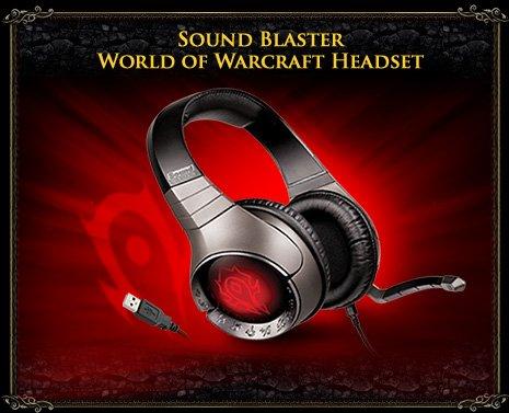 魔兽世界专用耳机即将发售 推出有线无线两版