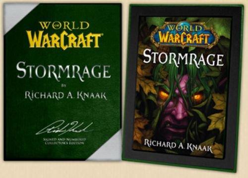魔兽世界最新官方小说《怒风》预售开始