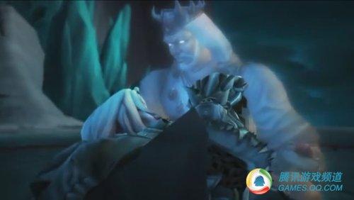 《巫妖王陨落》阿尔萨斯之死结局动画震撼放出